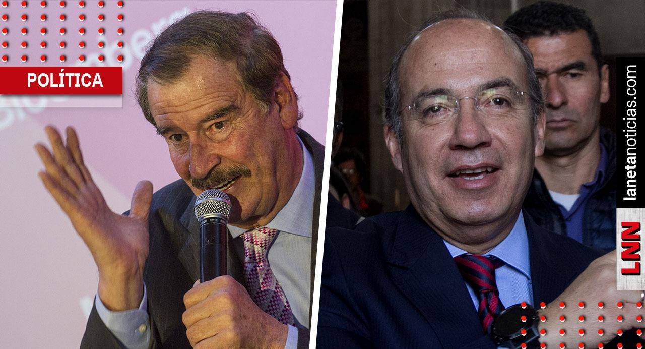 'Los presidentes más ineptos de México', dice Jalife de Fox y Calderón. Noticias en tiempo real
