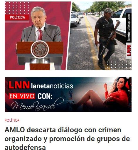 '¿El narco es pueblo?', cuestionan a AMLO en Oaxaca; el mandatario responde