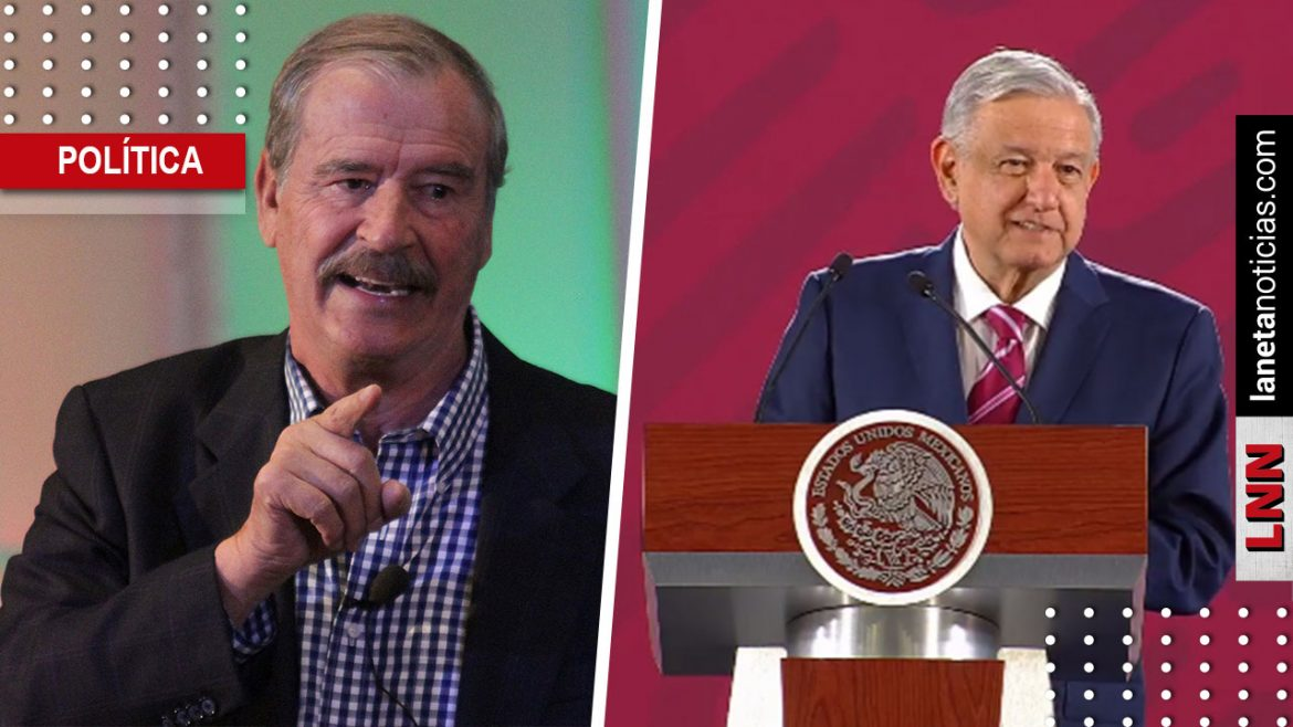 Vicente Fox Seguridad AMLO