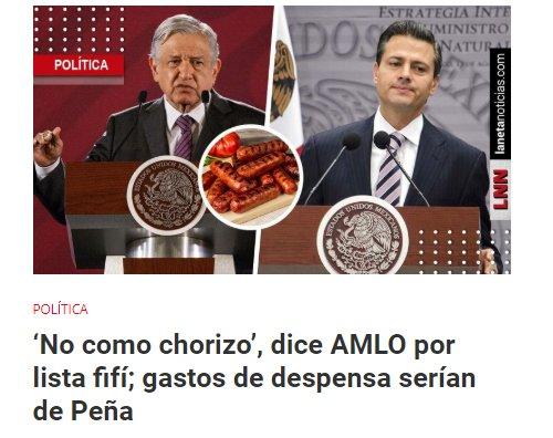 AMLO pide a oposición disculparse por polémica del Longaniza Gate
