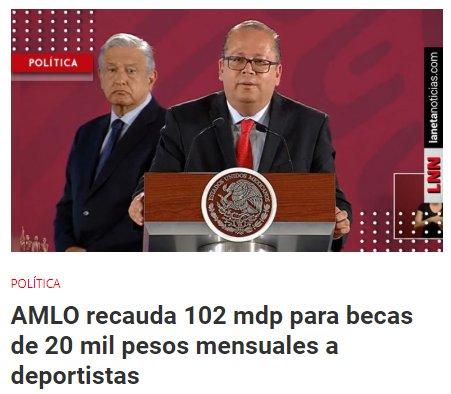 AMLO Juegos Parapanamericanos