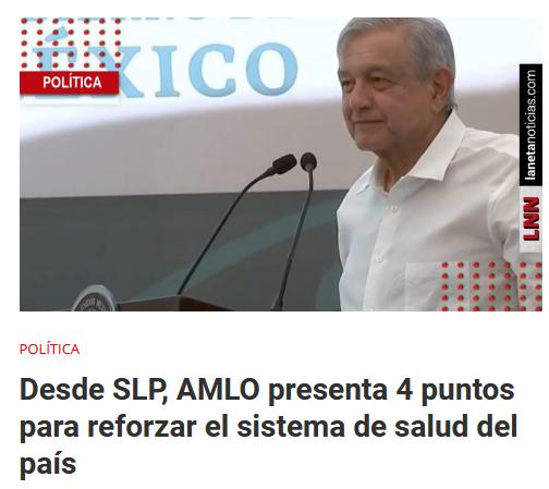 AMLO IMSS Víctor Lamoyi