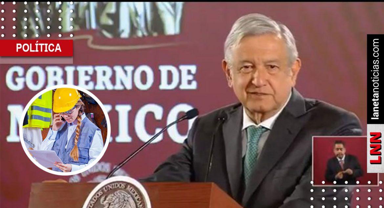 AMLO anuncia creación de Ley de Confianza Ciudadana; suspenderá a supervisores