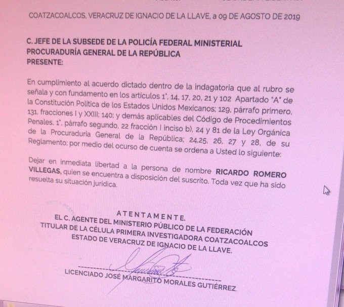 Yunes a AMLO por masacre en Coatzacoalcos: 'la crisis en seguridad es total'