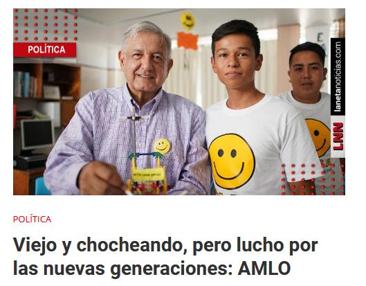 AMLO Zoé Robledo