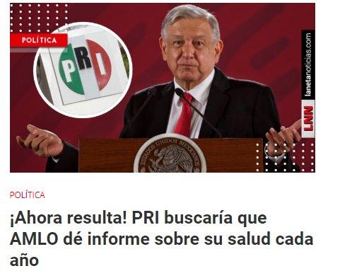 AMLO anuncia campaña para orientar a los mexicanos; estará enfocada en nutrición