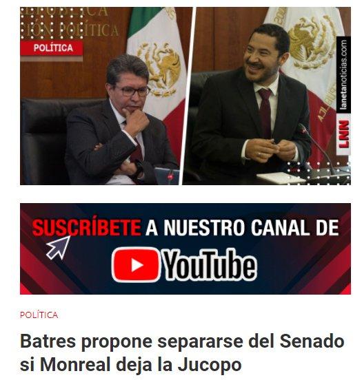 Monreal asegura que Morena mantendrá la unidad tras polémica con Batres