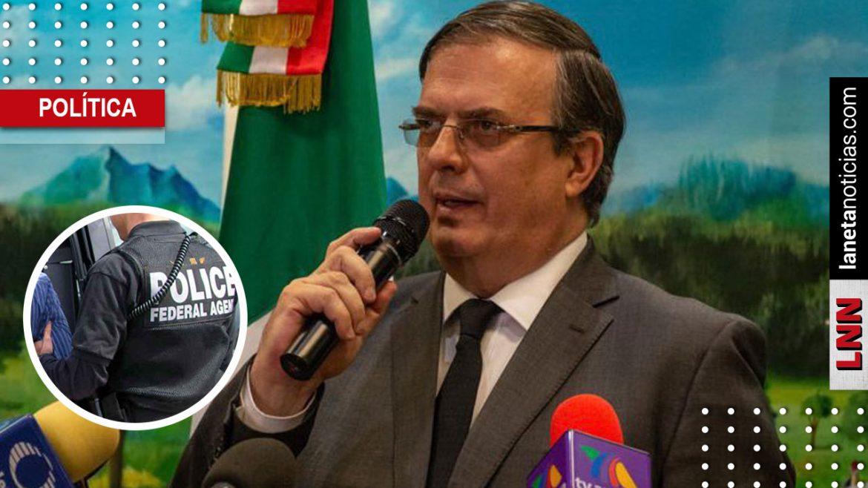 Ebrard garantiza protección a 107 mexicanos detenidos durante redadas en EU