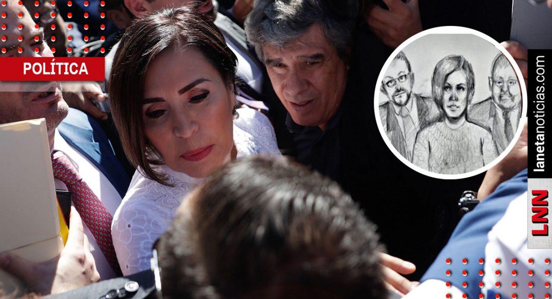 'Demostraremos su inocencia', dice abogado de Robles por caso Estafa Maestra
