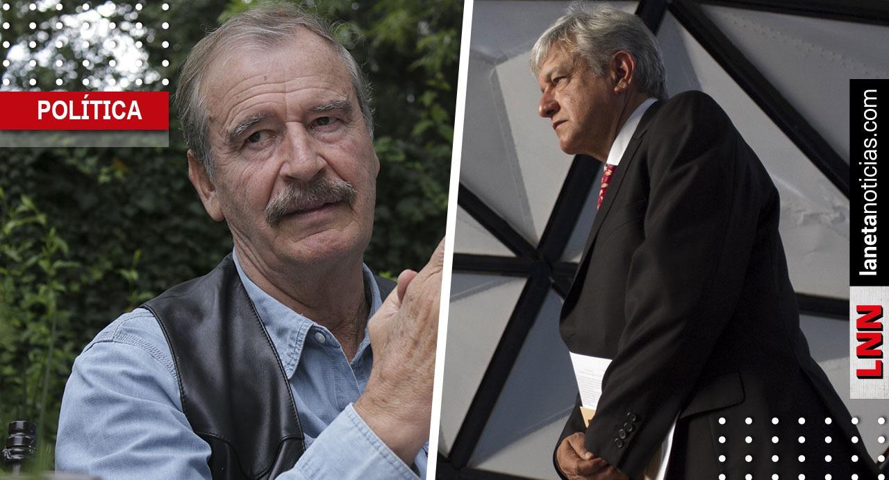 'Se te hunde el barco', dice Fox a AMLO; pide no olvidar logros de expresidentes. Noticias en tiempo real