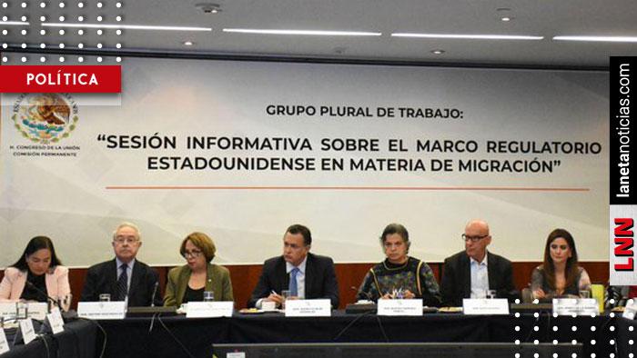 Imumi y Dante Delgado revisan impacto de políticas migratorias estadounidenses. Noticias en tiempo real