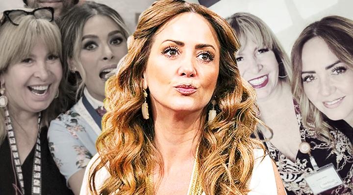 El disgusto de Andrea Legarreta que la ausentaría del aniversario de Hoy