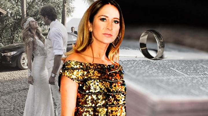 Geraldine Bazán y el plan que terminaría su unión sagrada con Gabriel Soto