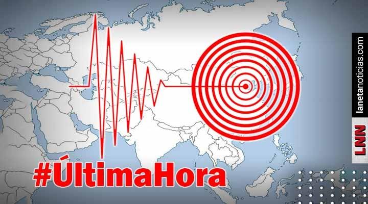Emiten alerta de tsunami tras terremoto en Indonesia