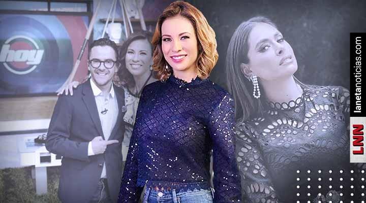 Ingrid Coronado llegaría a Hoy en enero para suplir a Galilea Montijo