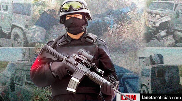Los Zetas CDN: las duras imágenes de su guerra contra el Cártel del Golfo
