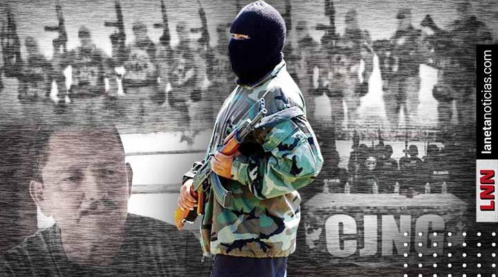 CJNG presume poderío para declararle la guerra a El Abuelo en Michoacán