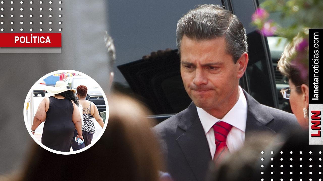 SSA reconoce que combate contra la obesidad fracasó en sexenio de Peña. Noticias en tiempo real