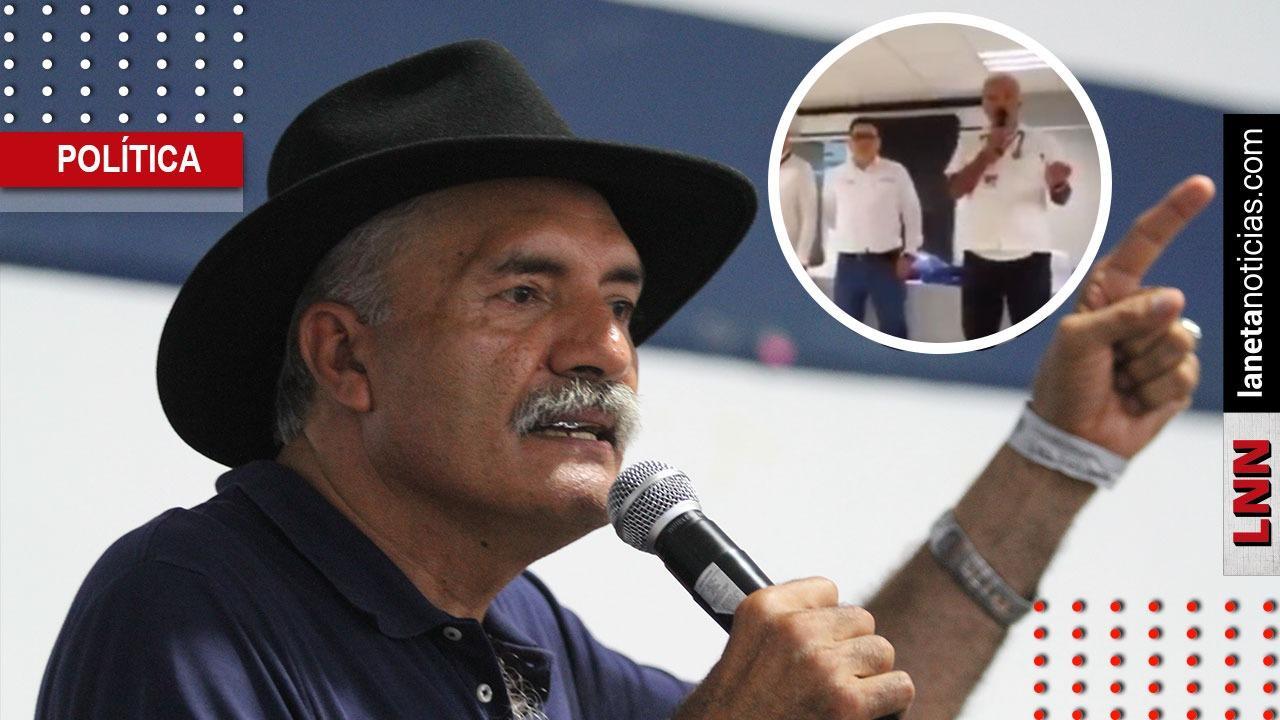 Mireles se disculpa por llamar 'pirujas' a derechohabientes del Issste. Noticias en tiempo real