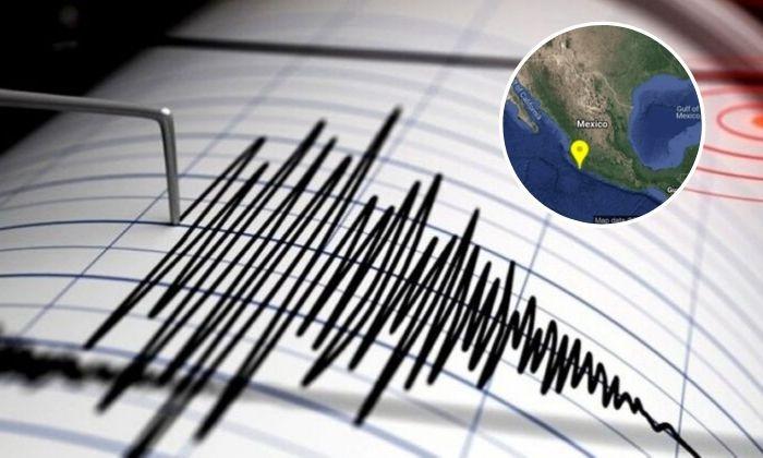 Reportan fuerte sismo con epicentro en Colima de magnitud 5.1. Noticias en tiempo real