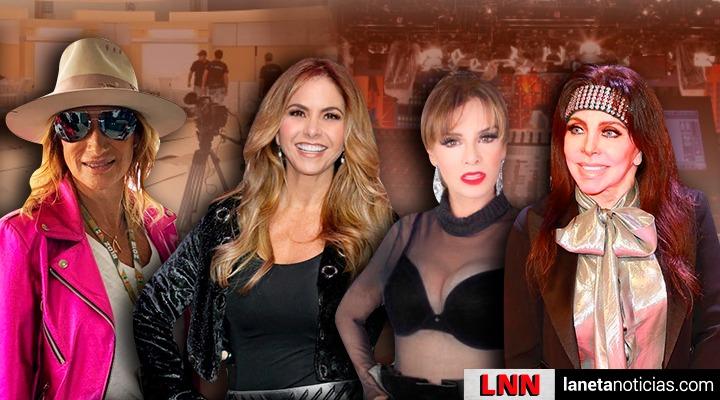 Lucero, Danna Paola y más: las famosas que habrían sido vetadas por Televisa. Noticias en tiempo real