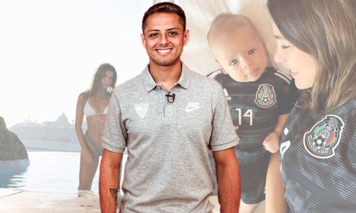 Esposa del Chicharito sorprende al lucir su figura tras tener a su primer hijo. Noticias en tiempo real