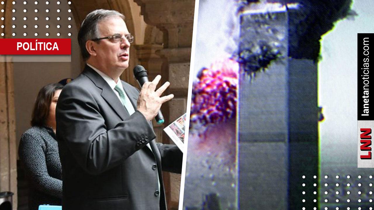 'México abraza a Nueva York', dice Marcelo Ebrard al recordar a víctimas del 11S. Noticias en tiempo real