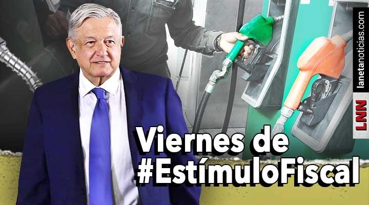 Hacienda aumenta estímulo fiscal a las gasolinas, ¿cuánto costará el litro?