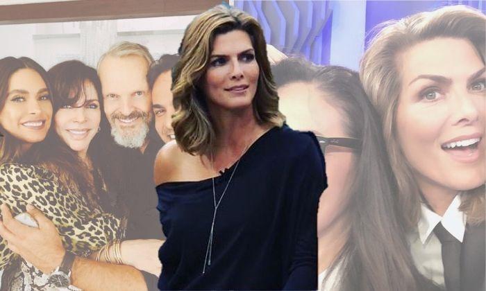 Exhiben los motivos del distanciamiento entre Montserrat Oliver y Verónica Castro. Noticias en tiempo real