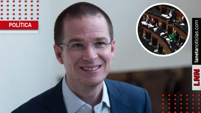 Ricardo Anaya buscaría una candidatura para la Cámara de Diputados en 2021