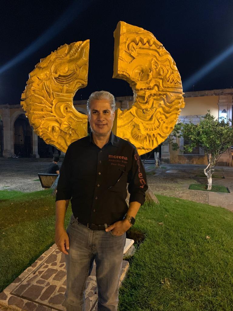 Alejandro Rojas Díaz-Durán encabeza carrera por Morena, según encuesta de Gallup