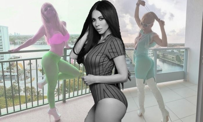 Jimena Sánchez destroza el mejor perfil de Noelia luciendo así su figura. Noticias en tiempo real