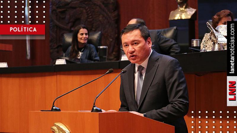 Osorio Chong, a favor de implementar el Día de las Mujeres con Discapacidad. Noticias en tiempo real