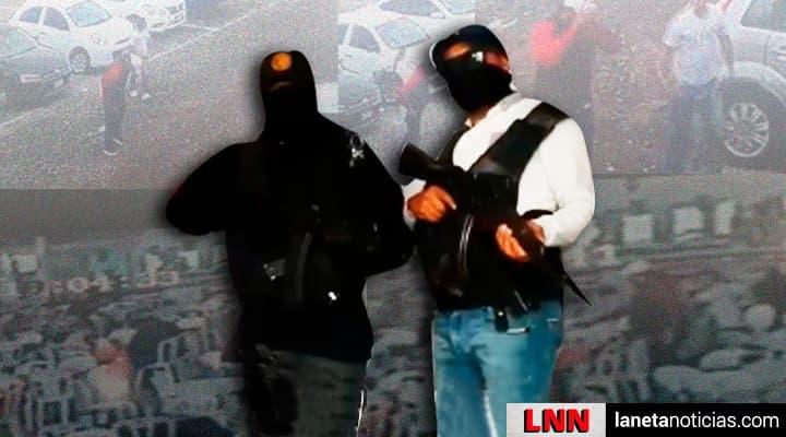 Así fue el atentado del CJNG contra funcionario en marisquería de Hidalgo. Noticias en tiempo real