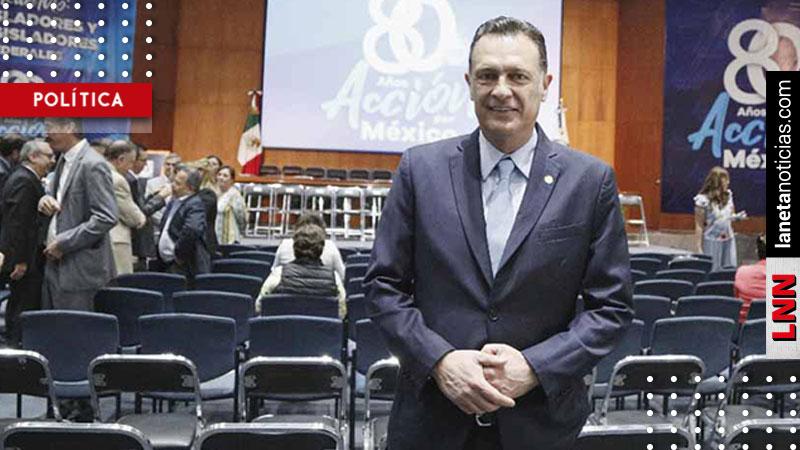 Mauricio Kuri anuncia que PAN busca destituir al gobernador de Veracruz. Noticias en tiempo real