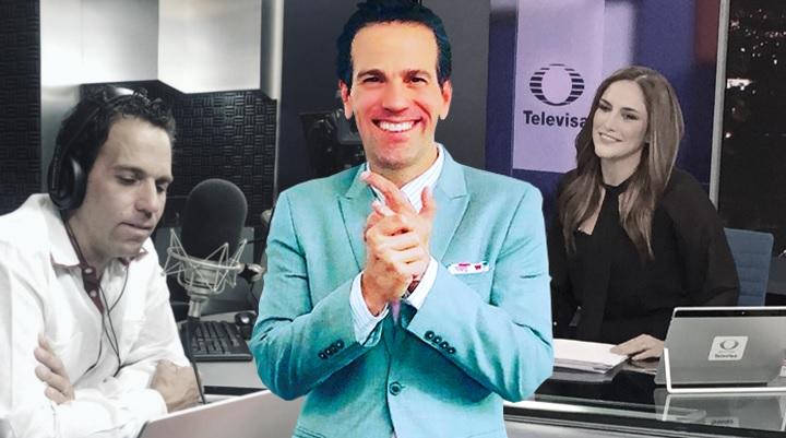La empresa que apostaría por Loret de Mola para hacerle frente a Televisa. Noticias en tiempo real