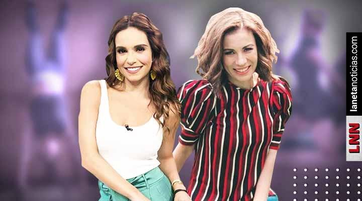 Una de cabeza y otra brincado: el cuerpazo de Ingrid Coronado y Tania Rincón