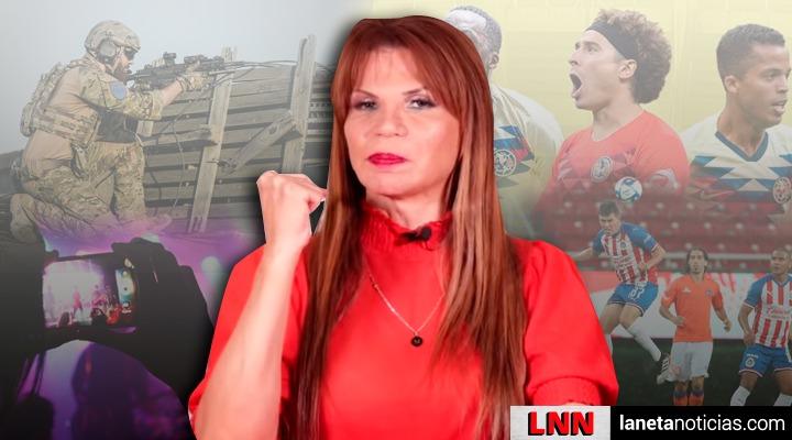 América contra Pumas y muerte de cantante: las predicciones de Mhoni Vidente. Noticias en tiempo real