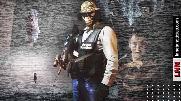Grupo Sombra: las imágenes de la brutal muerte de miembro de Los Zetas