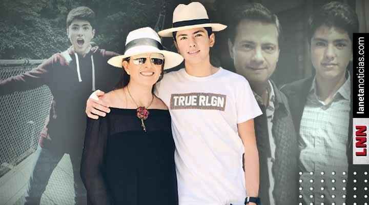 Así luce a sus 15 años Diego, el hijo que Peña Nieto negó por varios años. Noticias en tiempo real