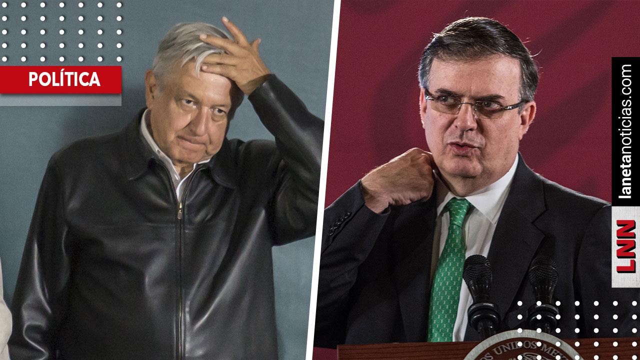 AMLO lamenta muerte del padre de Marcelo Ebrard: 'envío un abrazo fraterno'. Noticias en tiempo real