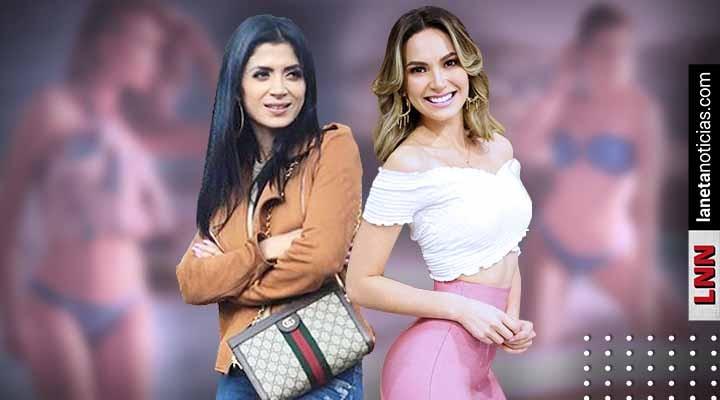Andrea Mariona: la hermosa prima de Kimberly Flores que enamora a internet