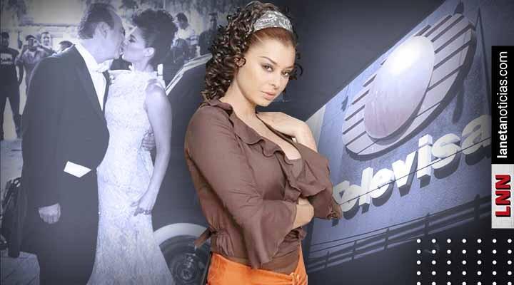 Exhiben supuesta oferta de Televisa para recontratar a Yadhira Carrillo