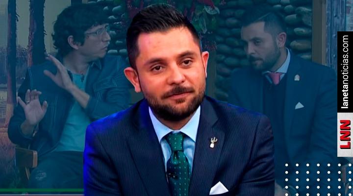 Director de La Academia pone en su lugar a Ricardo Casares en VLA
