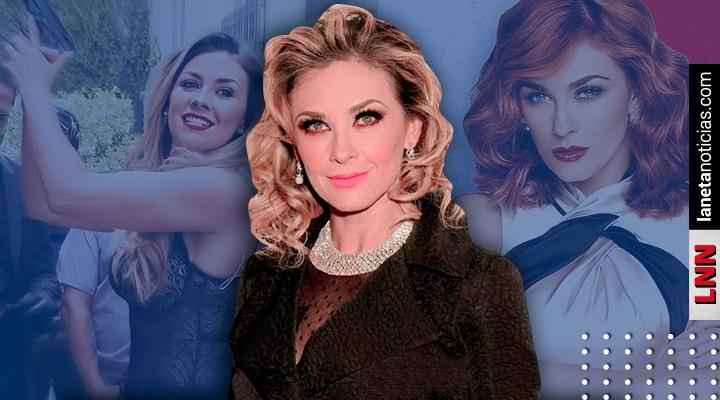 Así fue el regreso de Aracely Arámbula a Televisa tras años de ausencia