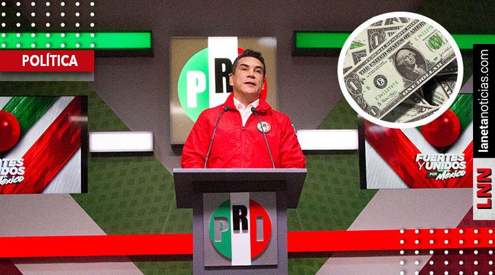 Revelan millonada que habría gastado el PRI para elegir a Alito como su dirigente