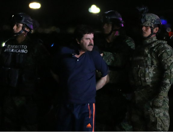 'El Chapo es un invento de México y EU', asegura Anabel Hernández