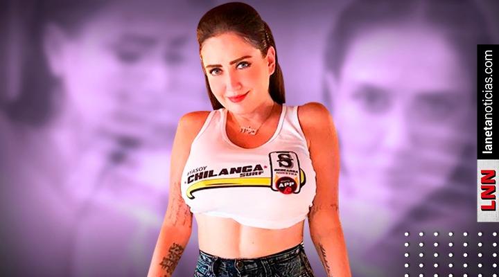 El origen del video de Celia Lora bañándose que causa furor en redes