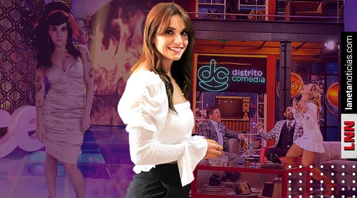 Tania Rincón y los detalles de su inesperada aparición en Televisa