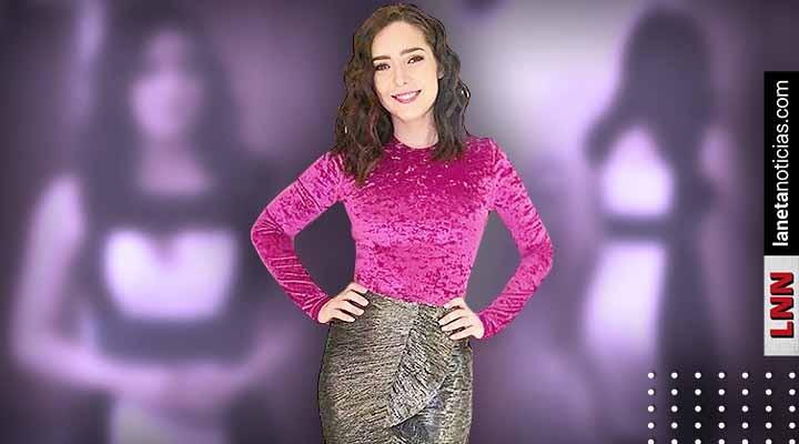 El escotado vestido de Ariadne Díaz que impactó a las cámaras de Televisa